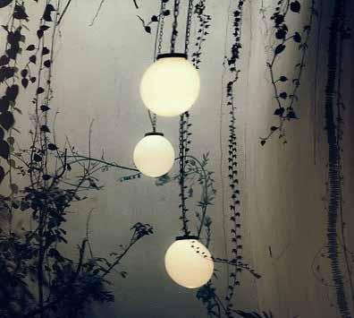 lumière d'extérieur : lanternes